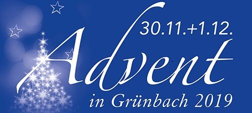 Advent in Grünbach